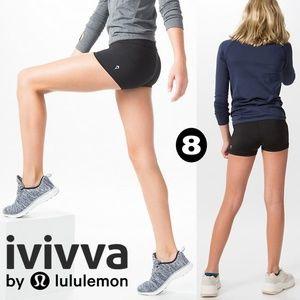 Ivivva by Lululemon Reversible Rhythmic Shorts